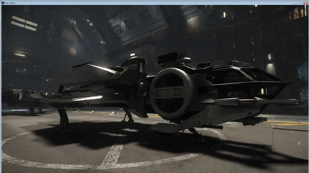 "Star Citizen: It's going to be a little ""twitchy"" and that's OK"