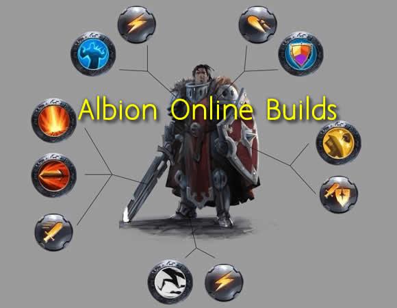 albion online builds