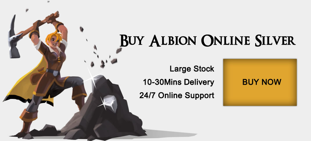 buy albion online silver in AlbionMall shopping store