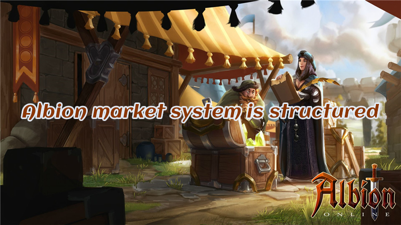 Albion market system is structured that already lead to big abuse