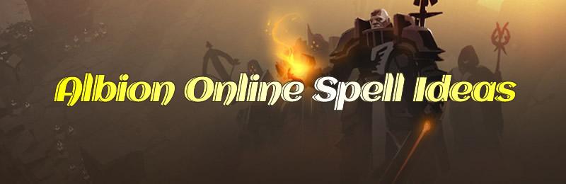 Albion Online Spell Ideas