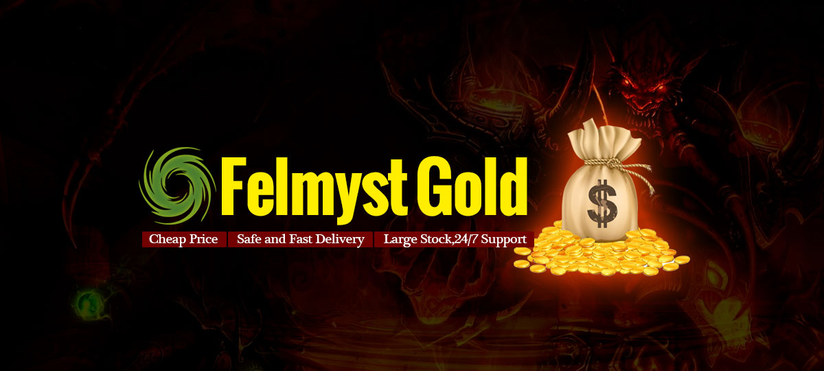 buy Felmyst Gold on r4pg