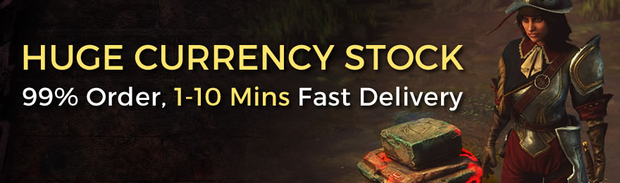 Buy Cheap POE Currency with fast delivery