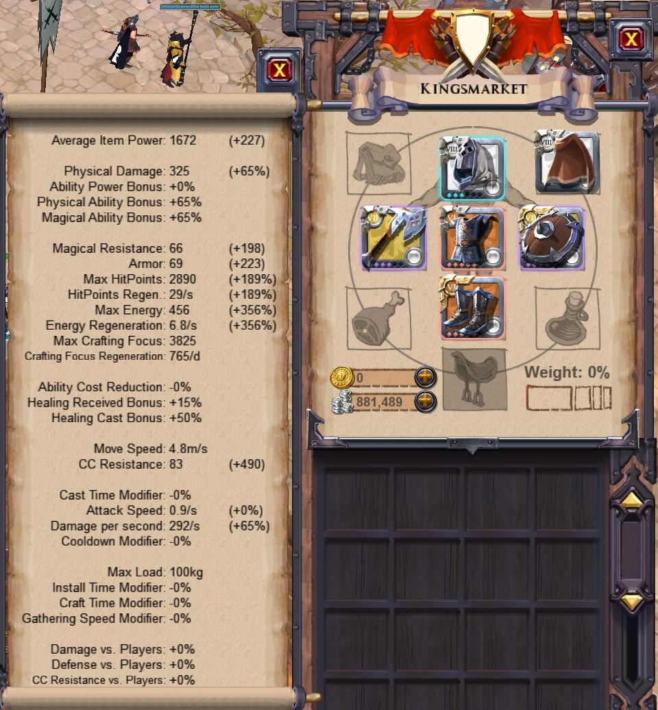 Albion Online Problems albion online build guide: vampiric buildalbionmall