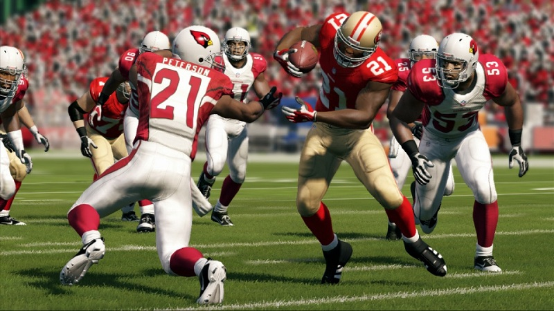 "This also brings the""chess game"" to the for front of the Madden NFL"