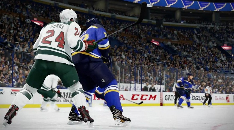 NHL 17: the AI is indeed a big issue