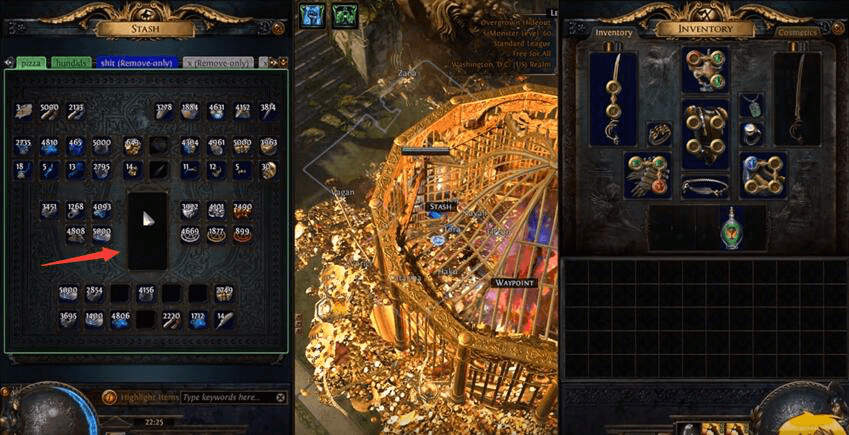 Path Of Exile   Starter Build Guide