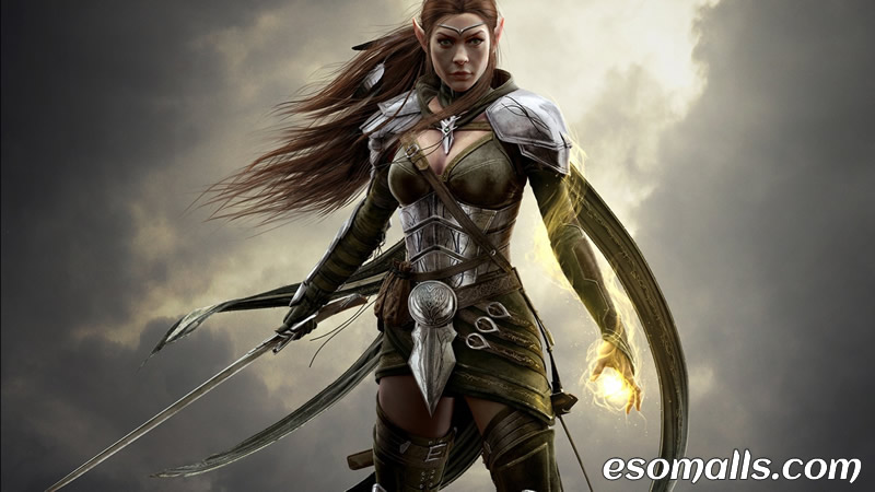 Elder Scrolls Online: A Story Between Boy And Girl