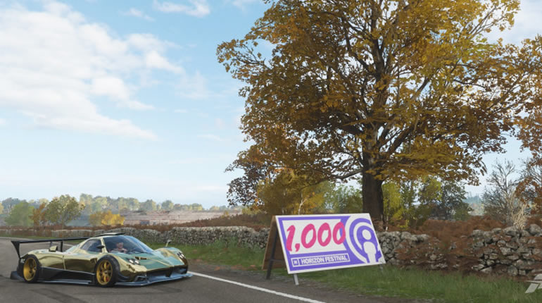 forza horizon 4 how to earn influence