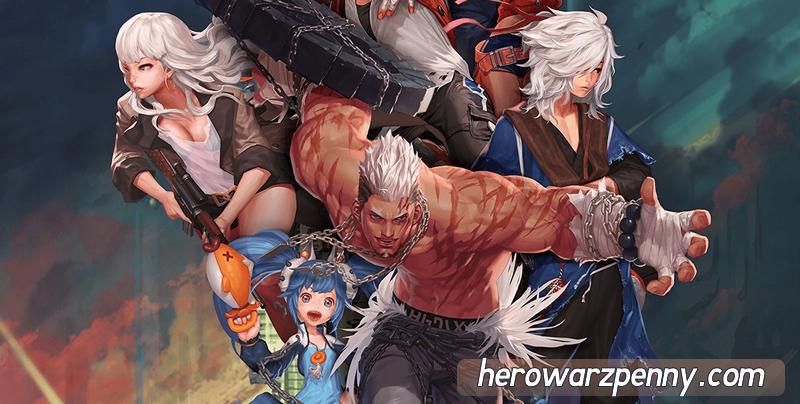 HeroWarz Depth Guide