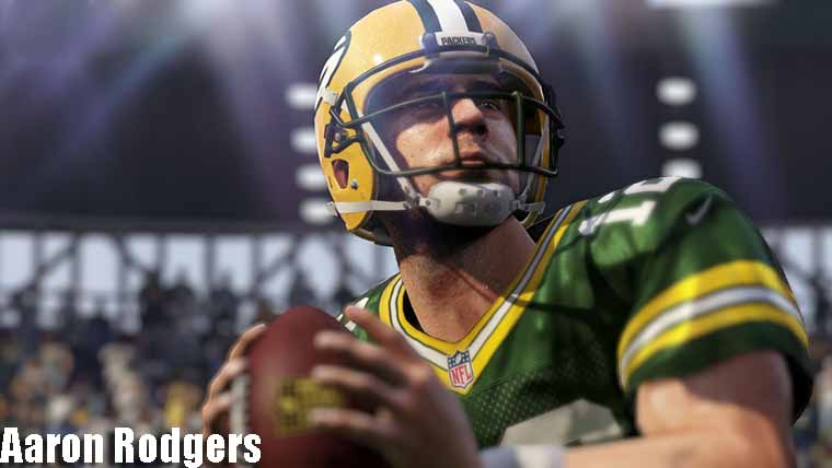 madden Aaron Rodgers