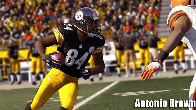 madden Antonio Brown