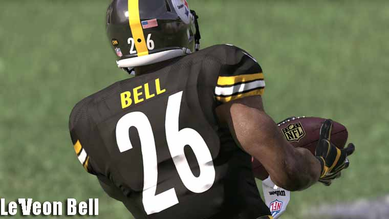 Madden Le'Veon Bell