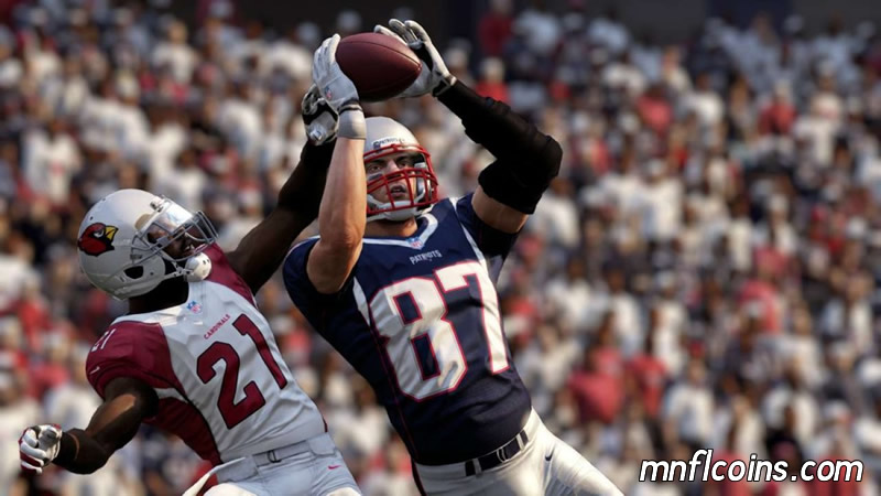 Madden NFL Gameplay Camera Angles