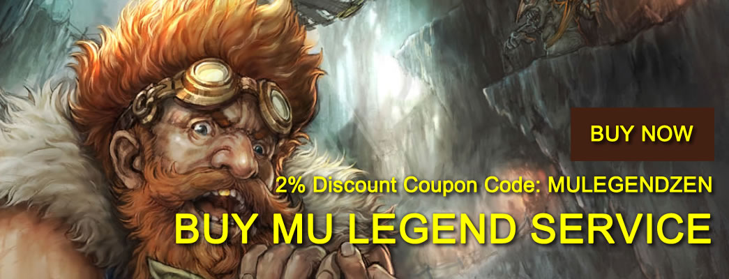 buy mu legend zen coupon code