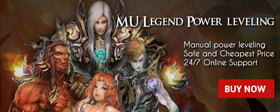 Manual mu legend power leveling