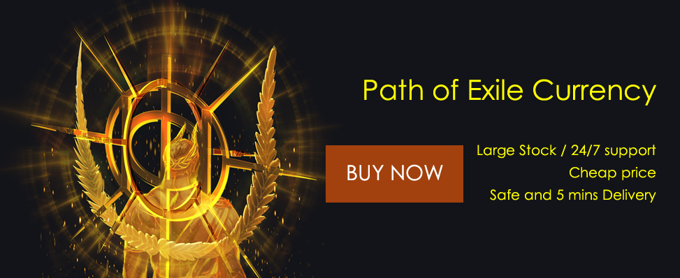 Buy Path of exile currency