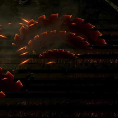 poe poelab Sawblade Traps