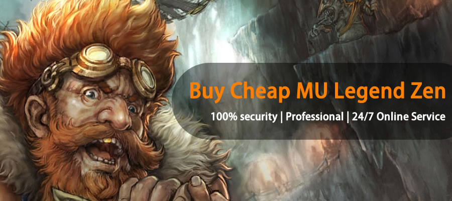Buy Cheap MU Legend Zen on R4PG Gamer store