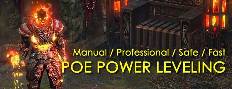R4PG manual poe power leveling