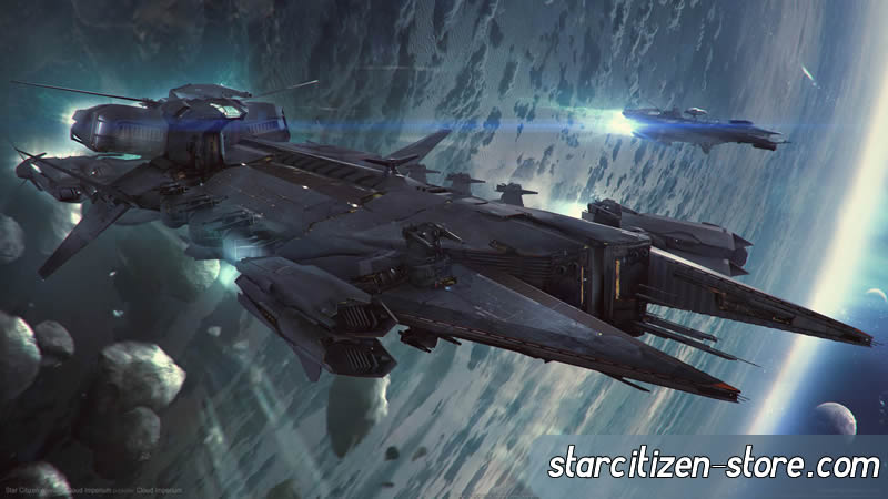Buying a capitol ship opens the gateway of Star Citizen