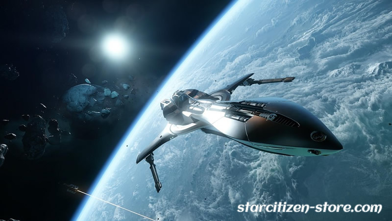 How to Deal With Projectile Velocities in Star Citizen