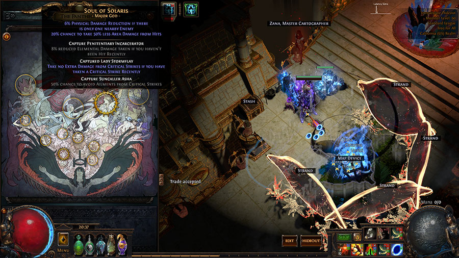 Top five Very best path of exile 3 0 builds for Duelist Slayer