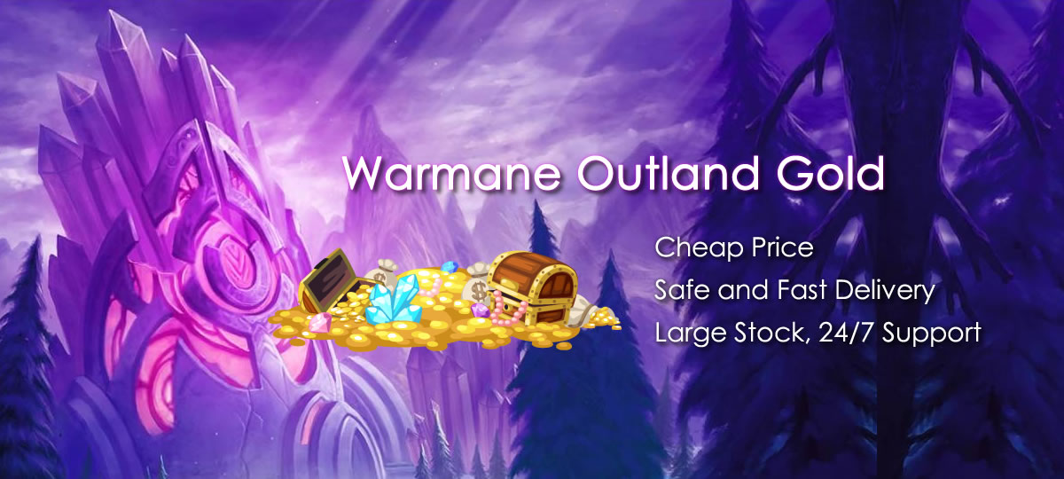Warmane Outland Gold