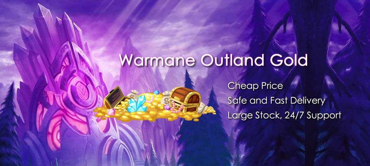 Warmane Outland Gold
