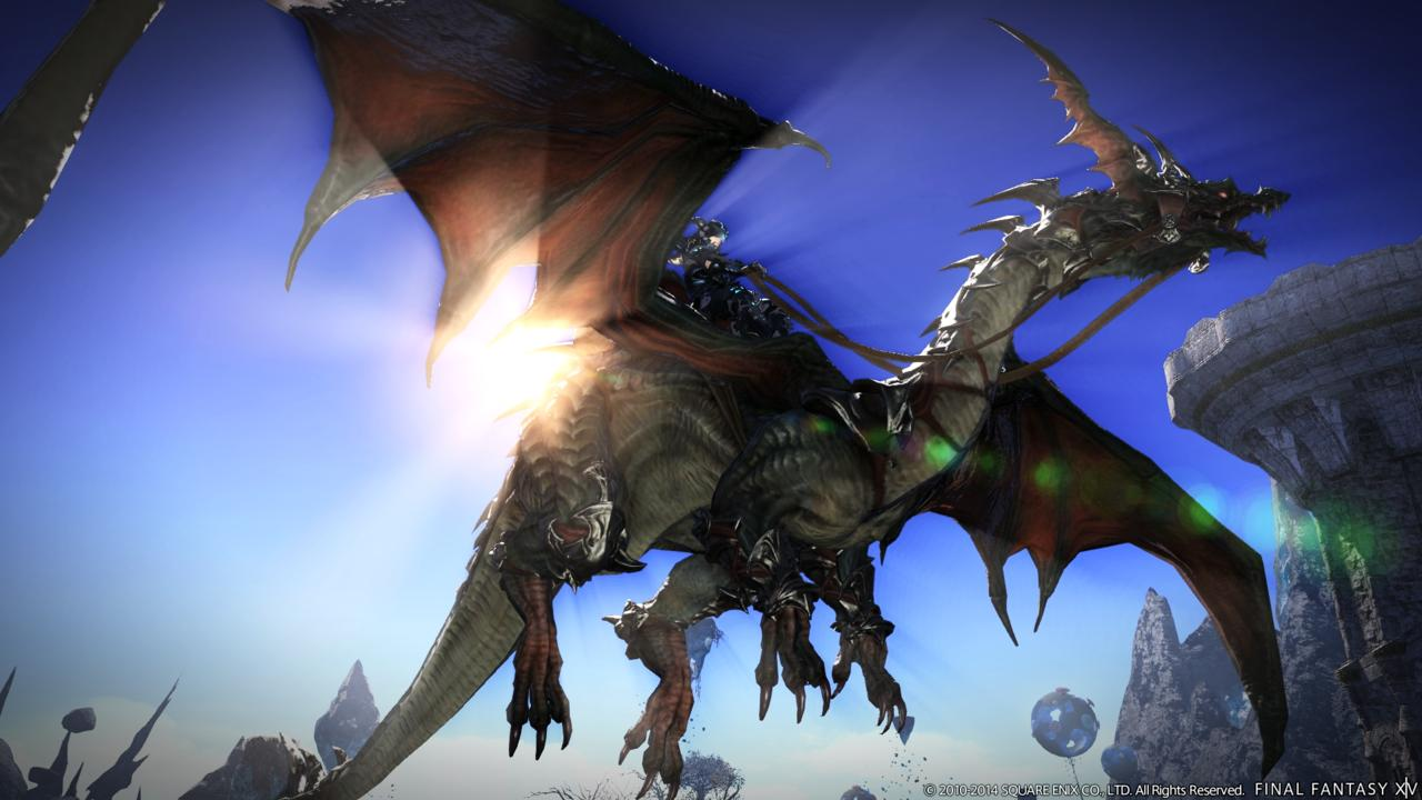 Final Fantasy XIV Mod Support in the Works, Could Get XV Crossover Content