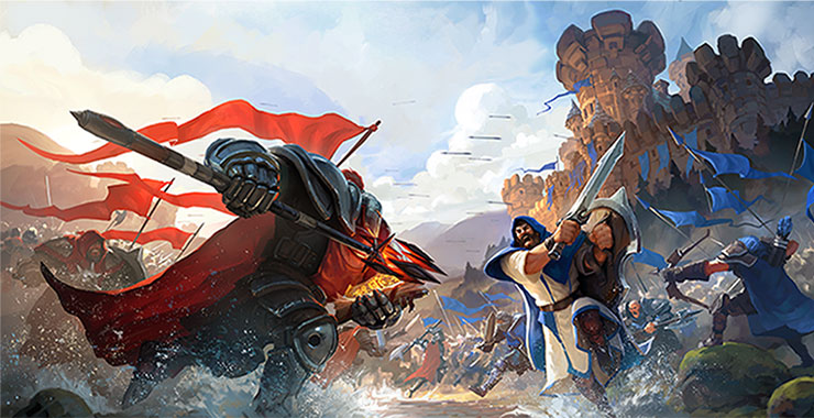 Albion Online Update Road To The Summer Alpha