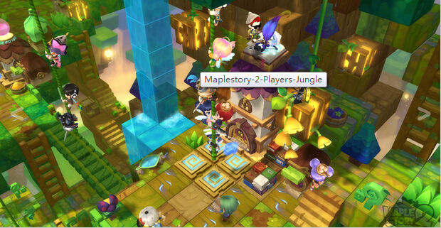 MAPLESTORY 2 Information