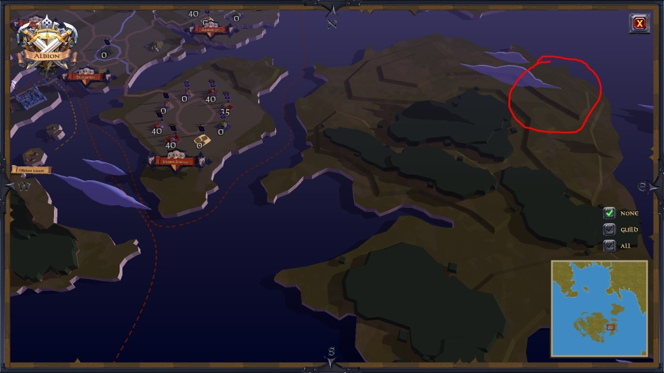 ALBION ONLINE EVENT: HUNT FOR THE MISSING ROYALS
