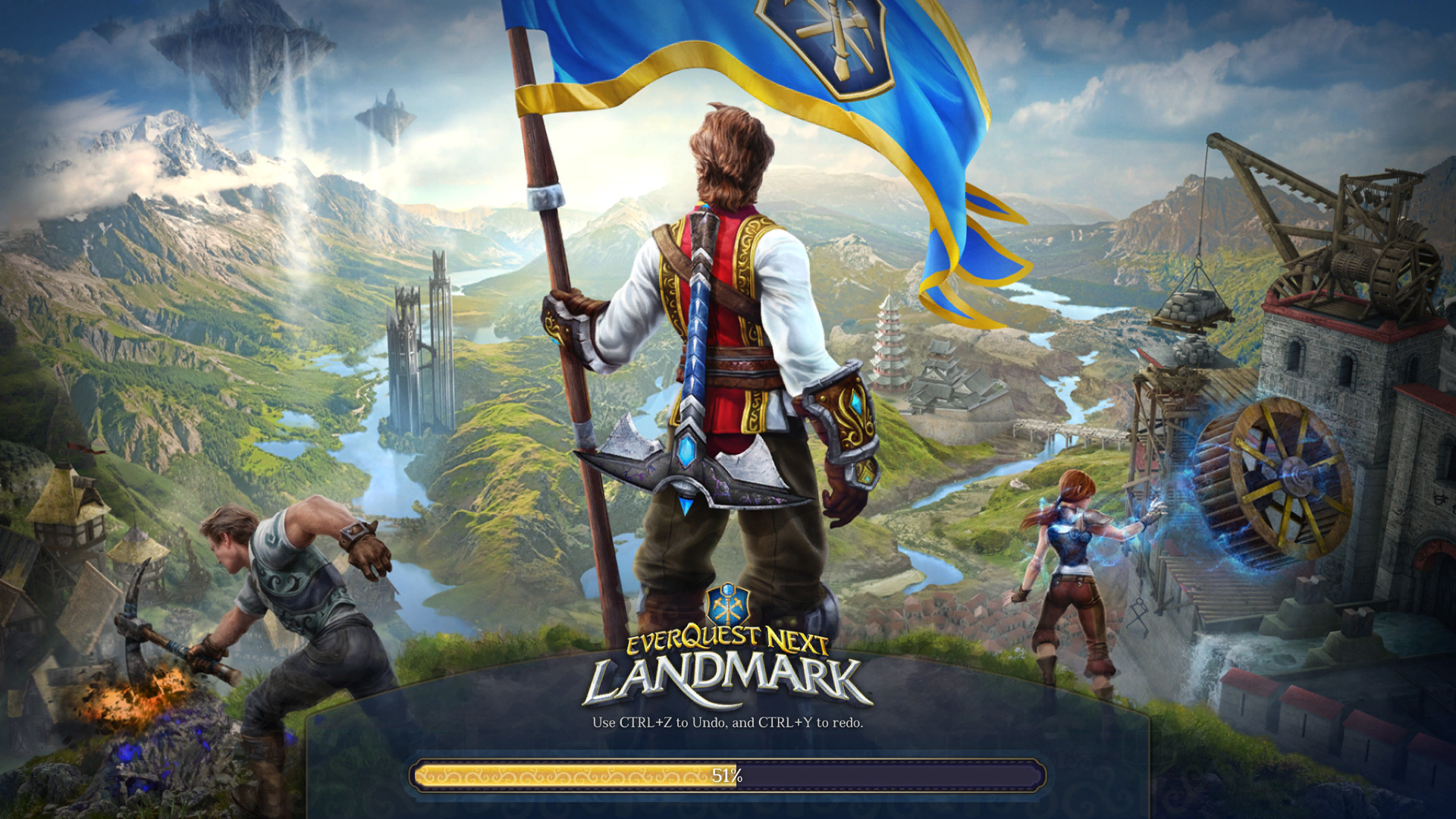 EverQuest Next Landmark FAQ - R4PG.com