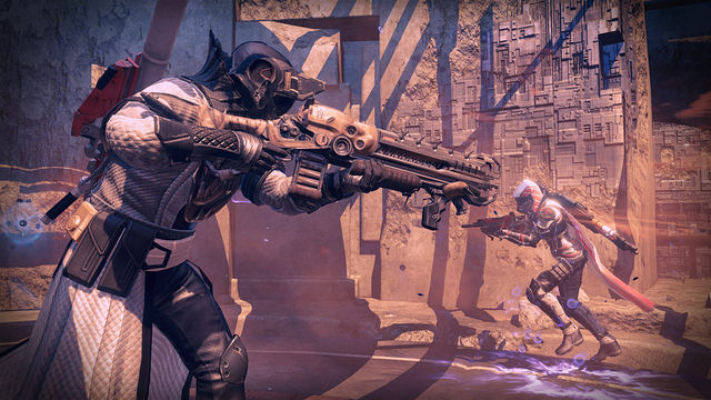 Destiny: House of Wolves Adds Extra PlayStation Map, Doubles Crucible Rewards