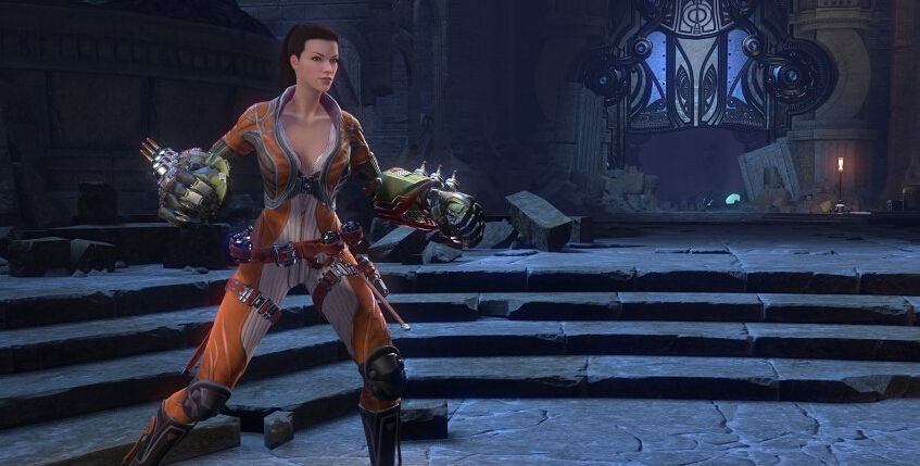 Skyforge Closed Beta Test 3 Live!