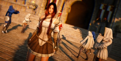 black desert blader now live on korean servers
