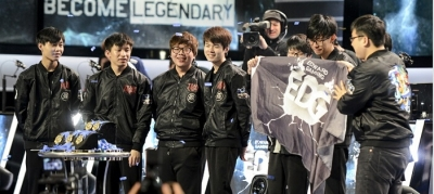 lol edward gaming wins msi  defeating skt 3 2