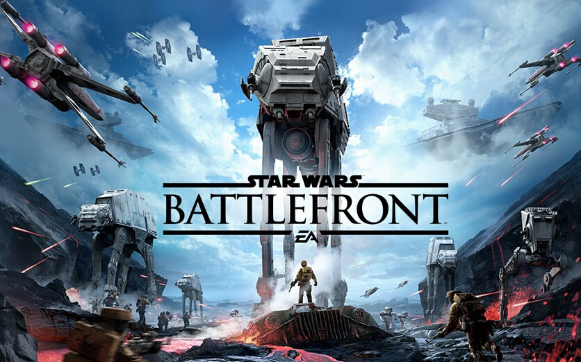 Star Wars: Battlefront At E3 Awards