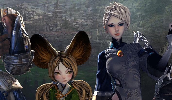 Talks Launch Content For Blade & Soul In The West