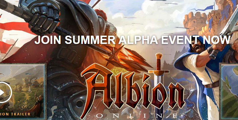 Summer Alpha Under Way For Albion Online