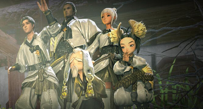 Blade and Soul Meet the Team - Part One