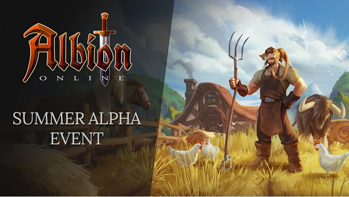 Albion Online Summer Alpha Under Way