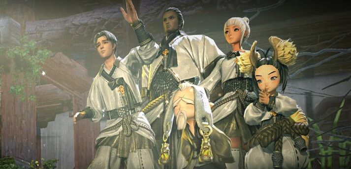 Blade and Soul Meet the Team - Part Four