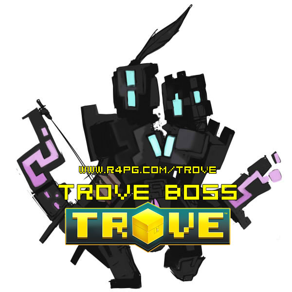 R4PG Trove Boss - Shadow Titan Concept: oaths to the Queen