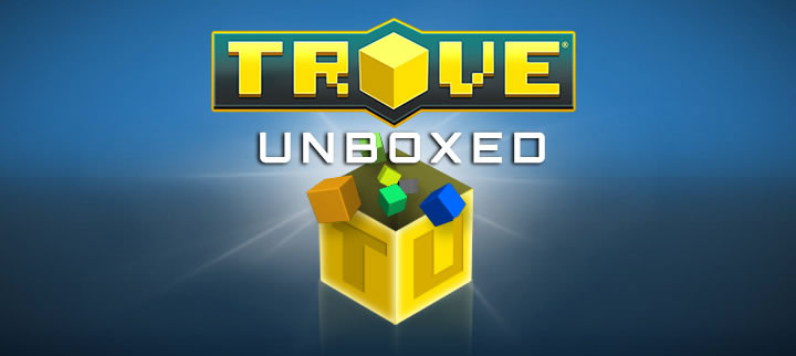 Trove Unboxed: Flasks and Emblems