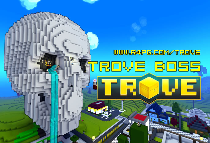 Trove Create a Boss - Choose Your Like a Trove Boss