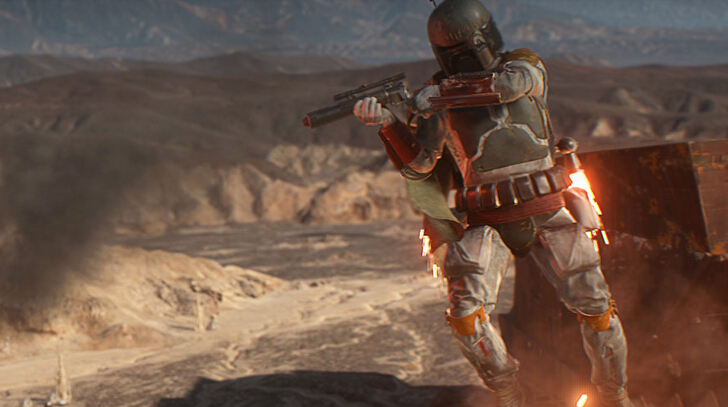 The Star Wars Battlefront Beta is Coming October 8th