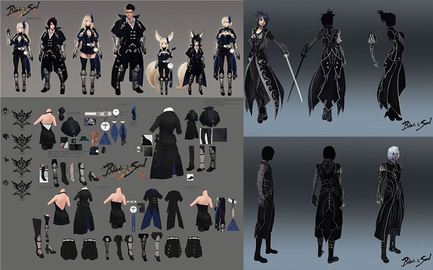 Blade and Soul NA/EU Costume Contest Winners Announced
