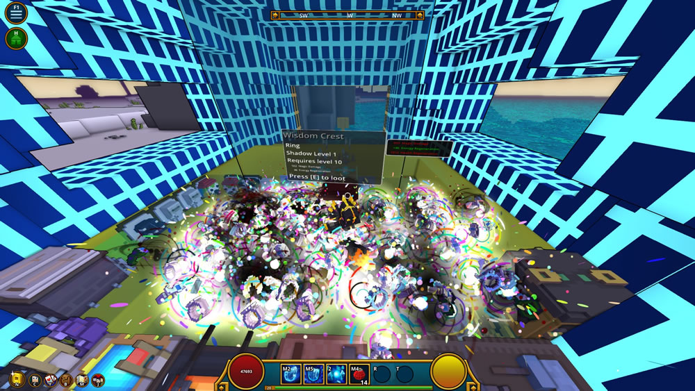 When you RLY WANT that Shadow Lv 4 ring in Trove
